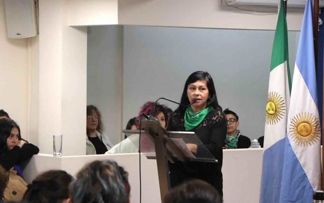 Nancy Sotelo Chaco - Aborto