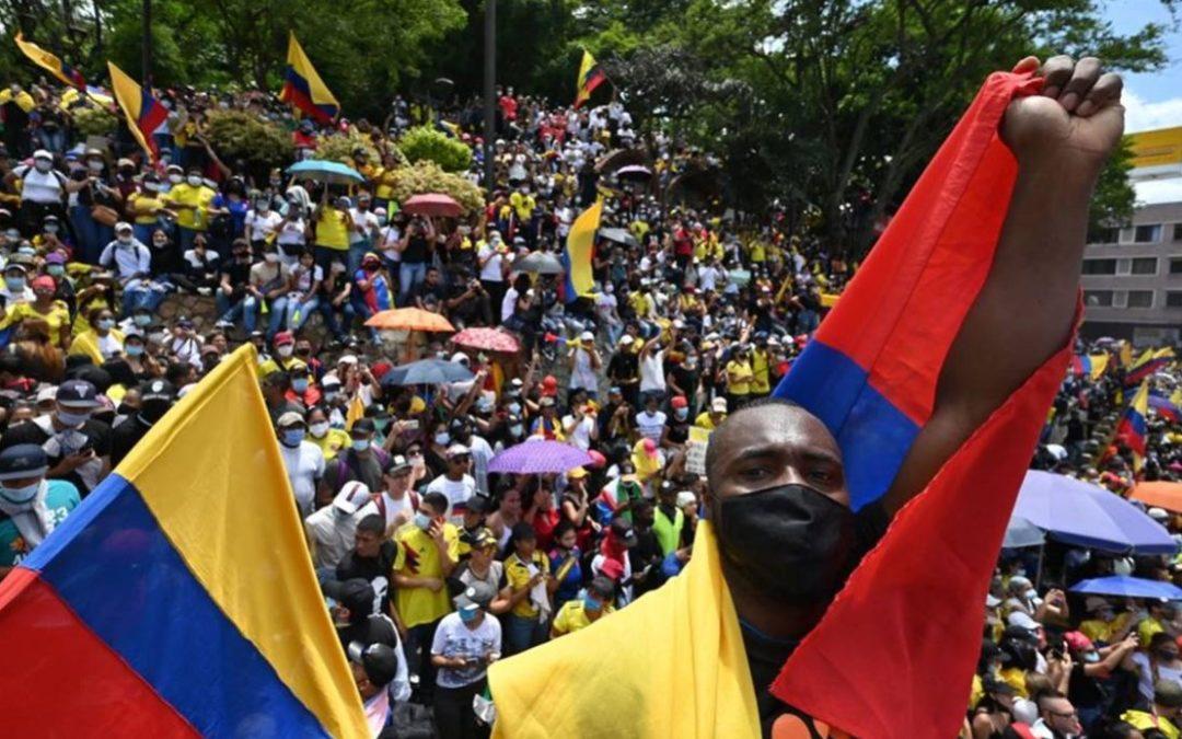 Solidaridad con el pueblo de Colombia